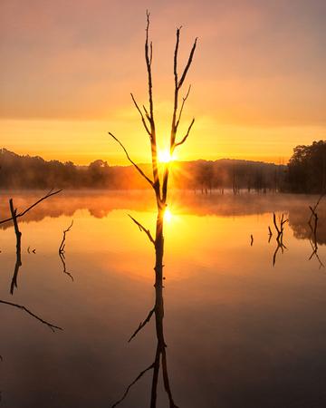 Sunrise at Port Hudson
