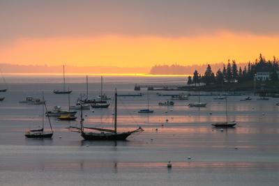 Southwest Harbor, Maine Sunrise